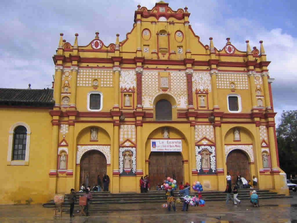Pueblo Mágico San Cristóbal de las Casas, Chiapas