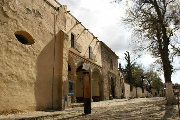 Convento de San Francisco, Texcoco