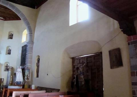 Convento de San Francisco, Calimaya
