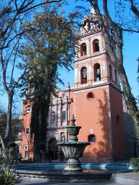Convento de San Francisco, San Luis Potosí