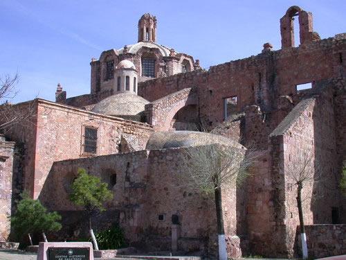 Convento de San Francisco, Zacatecas