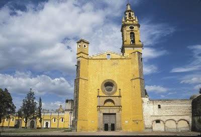 Convento de San Gabriel, Cholula