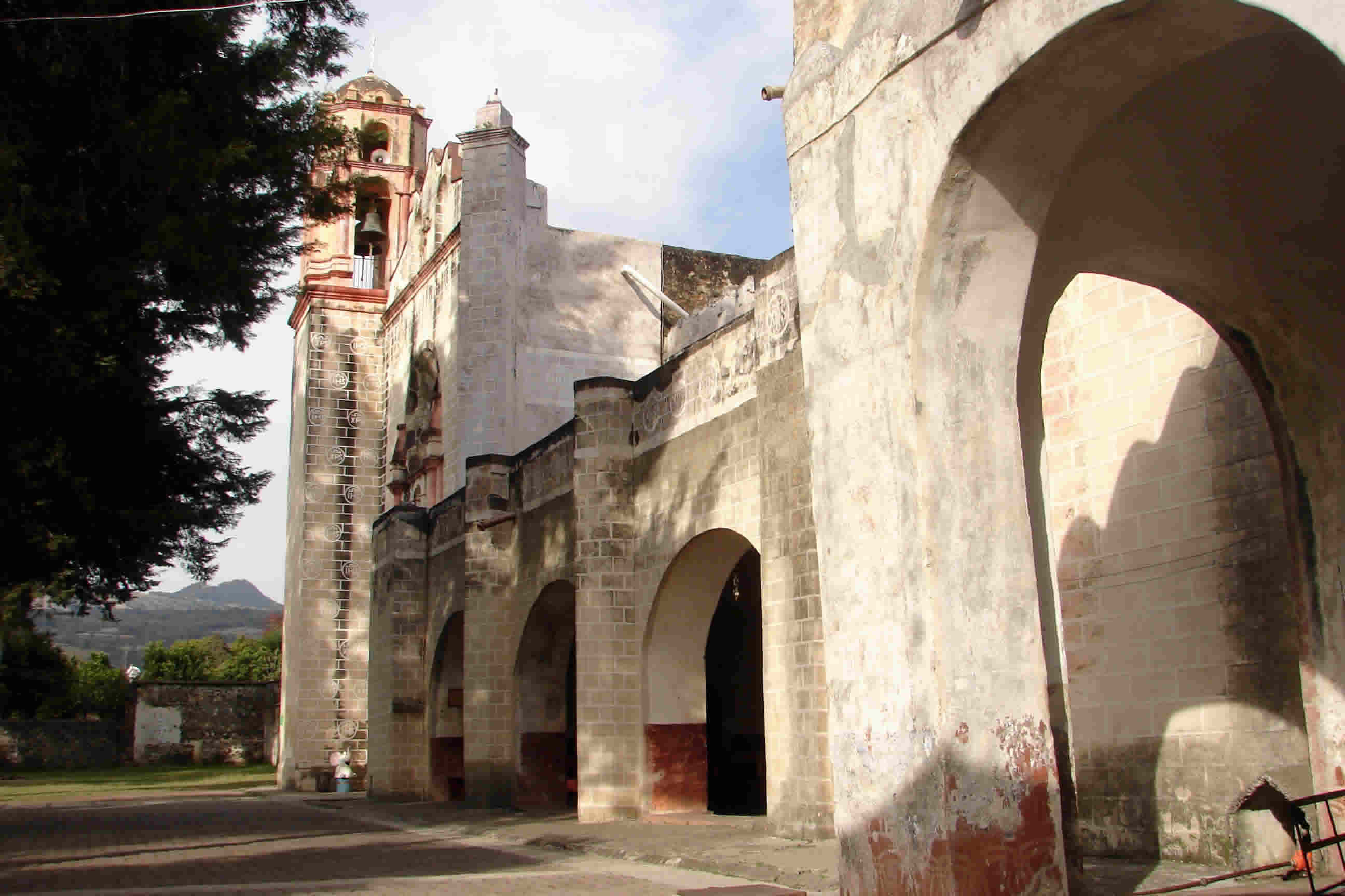 Convento de San Guillermo, Totolapan