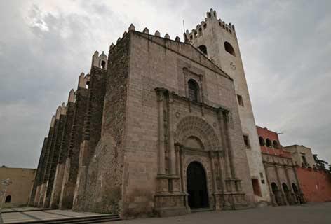 Convento de San Nicolás Tolentino, Actopan