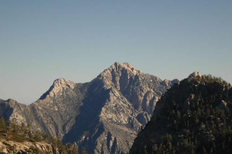 Sierra de San Pedro Mártir