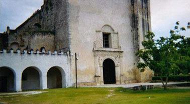 Convento de Santa Clara, Dzidzantún