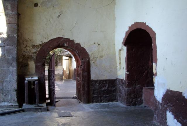 Convento de Santa María de gracia, Acámbaro