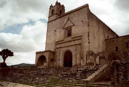 Convento de Santa Mónica, Epazoyucan