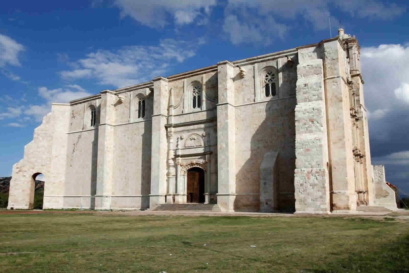 Convento de Santo Domingo, Yanhuitlán