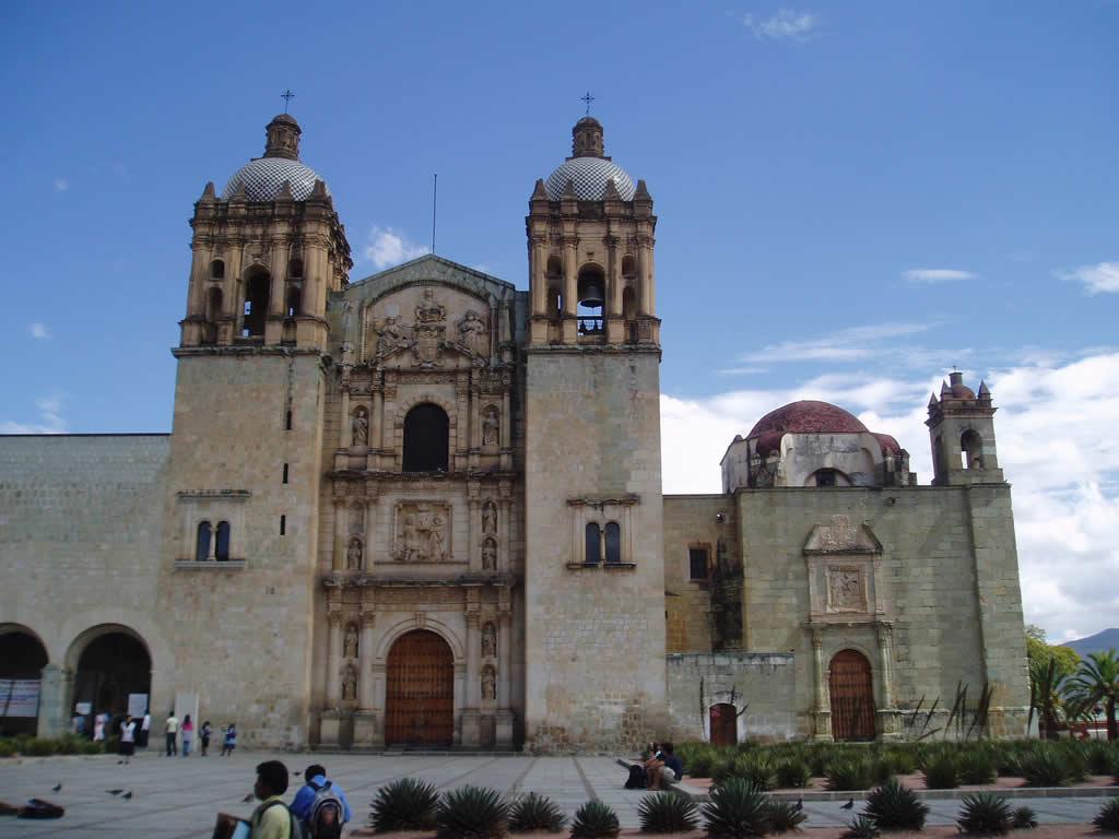Convento de Santo Domingo, Oaxaca