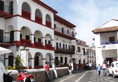 Pueblo Mágico Taxco, Guerrero