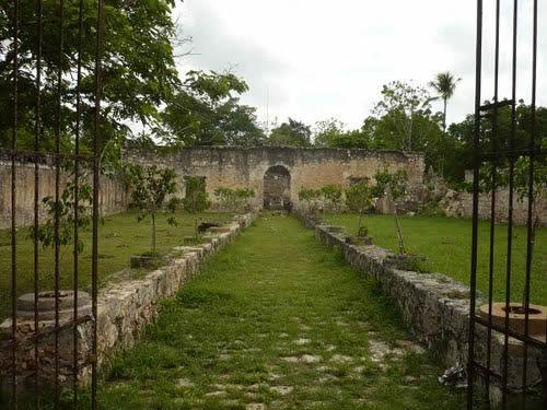 Monumentos Históricos en Yucatán