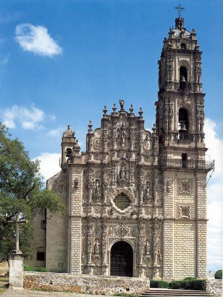 Pueblo Mágico Tepotzotlán, Estado de México