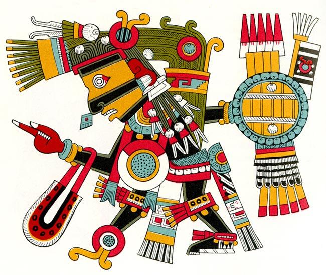La Leyenda de los Soles, Los Aztecas