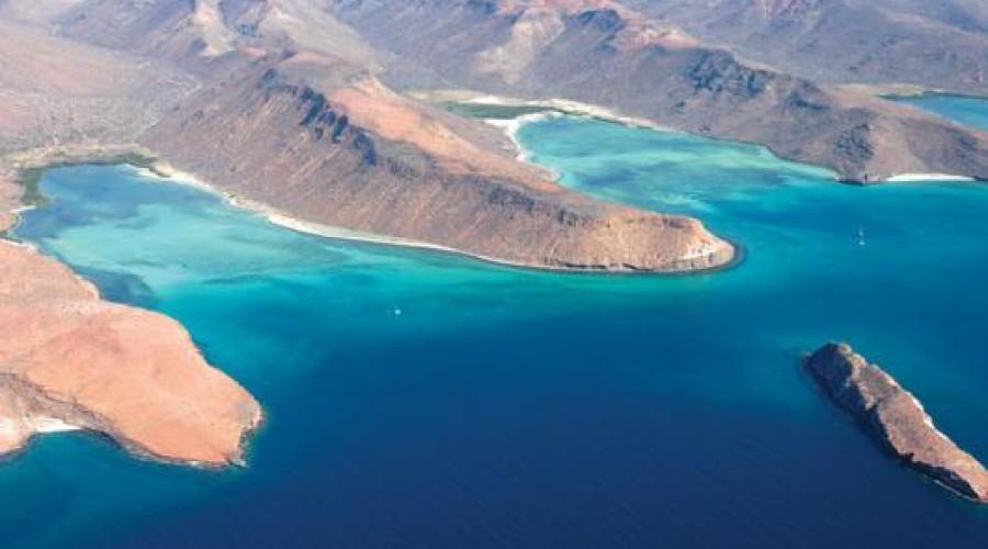 Turismo en las Islas del Golfo de California - TuriMexico