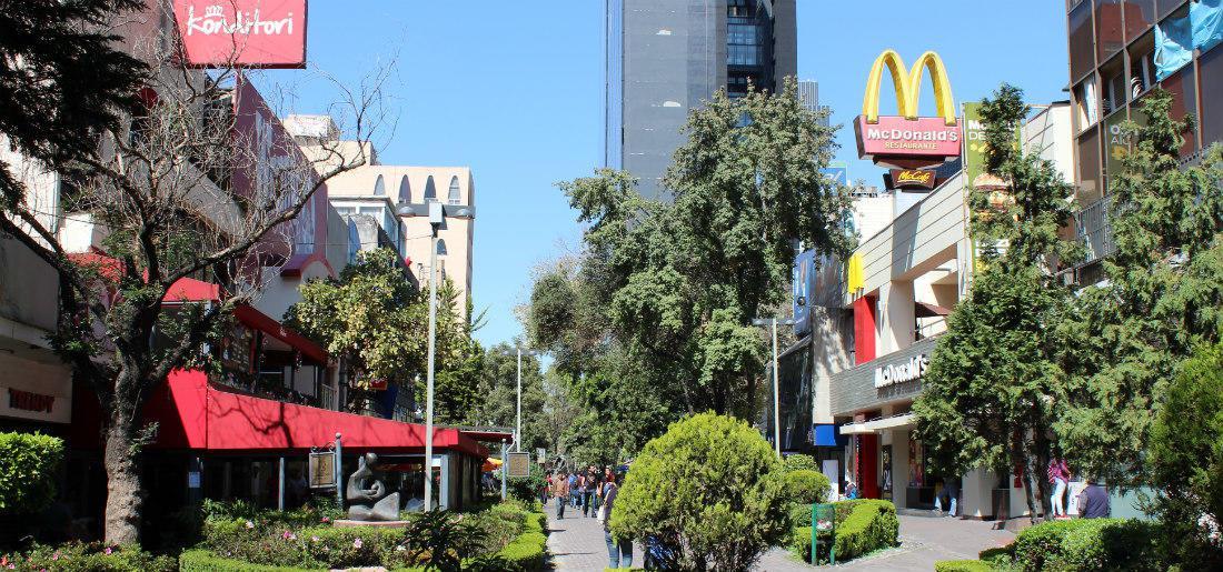 Barrio Mágico Zona Rosa, Ciudad de México