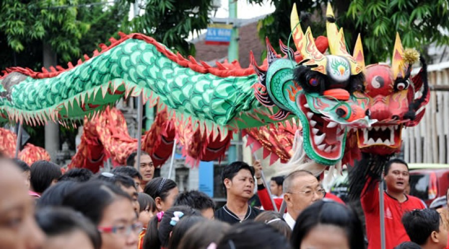 La Comunidad China en México