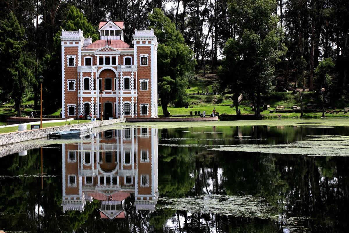 Ex Hacienda de Chautla, una de las escapadas románticas en Puebla