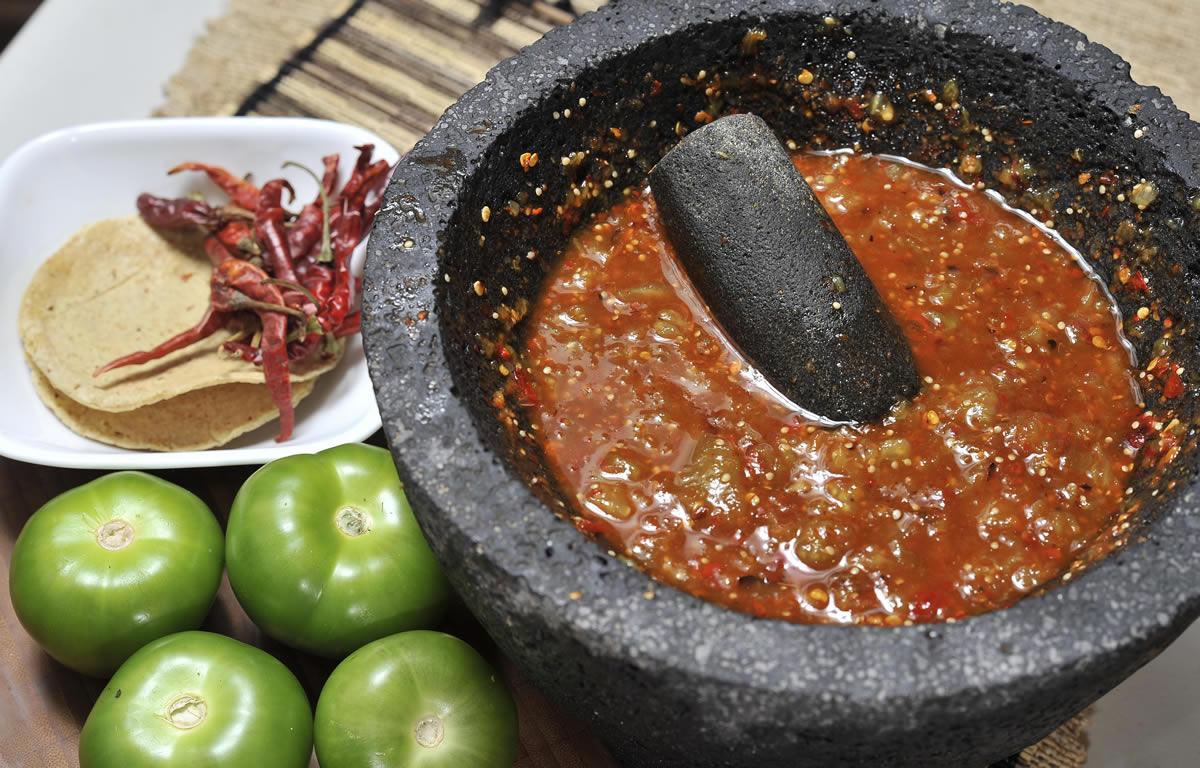 Las Salsas Mexicanas