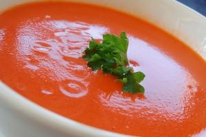 Receta Sopa de Jitomate