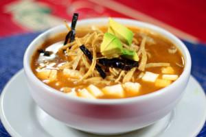Receta de la Sopa de Tortilla