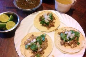 tacos de chambarete