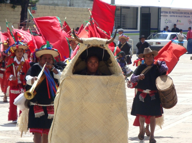 carnaval tenejapa
