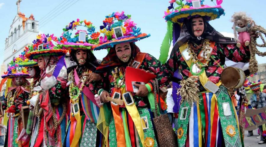 Los Carnavales en Chiapas
