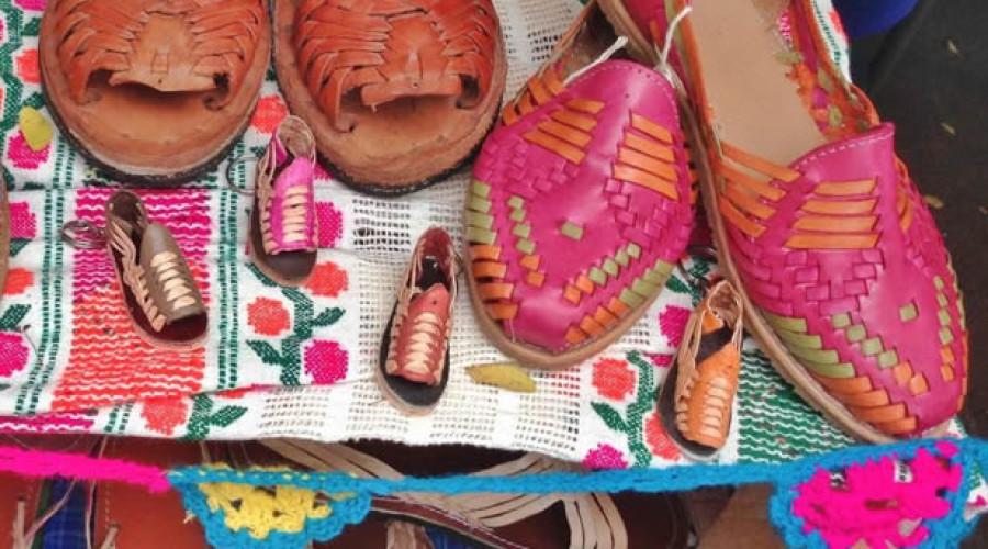 Huaraches Artesanales Monchepiti