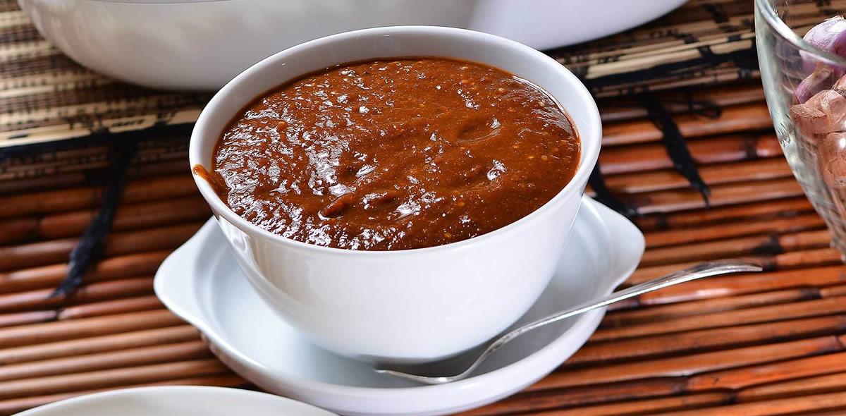 Receta Salsa Oaxaqueña
