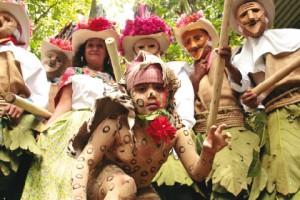 El Carnaval de Tenosique en Tabasco