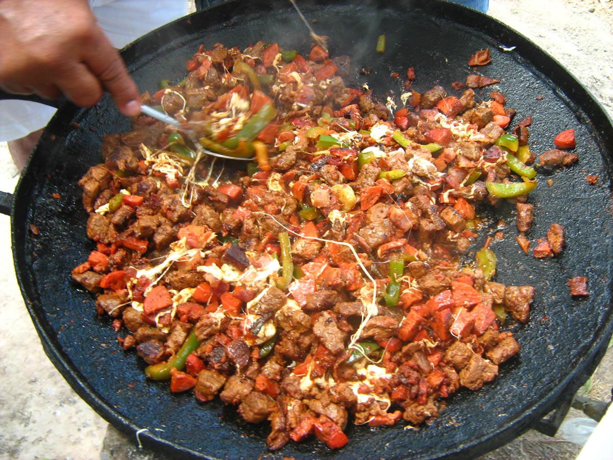 Cocina de Ciudad Juárez, Chihuahua