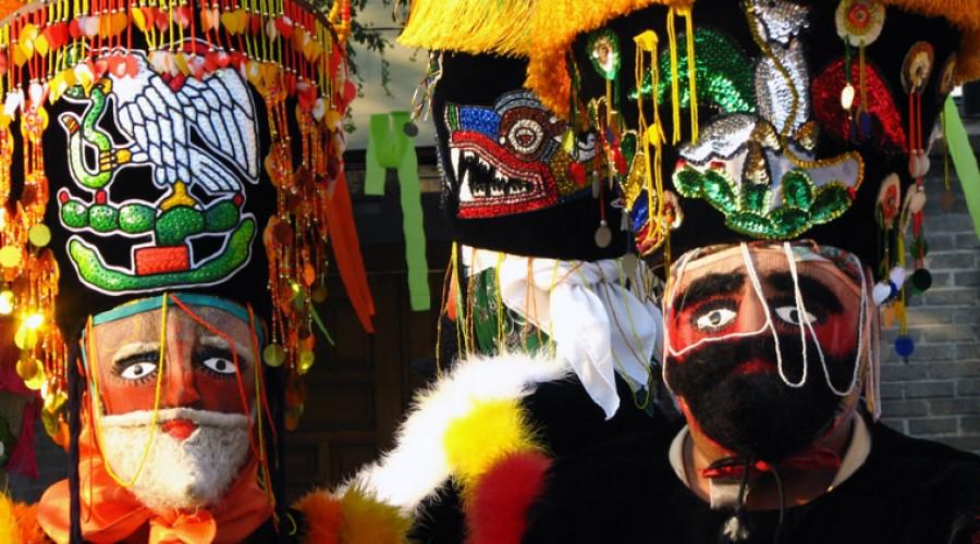 El Brinco del Chinelo en Tepoztlán