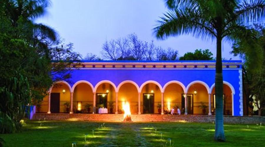 Haciendas Henequeneras en Yucatán