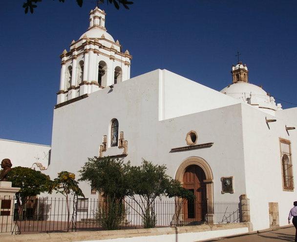Iglesia de San Francisco, Chihuahua