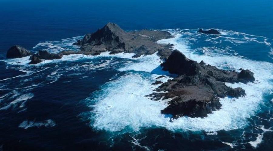 Las Islas del Sur del Mar de Cortés