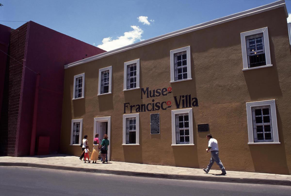 Casa De Pancho Villa Chihuahua