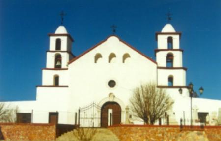 Parroquia de la Virgen del Refugio, Chihuahua