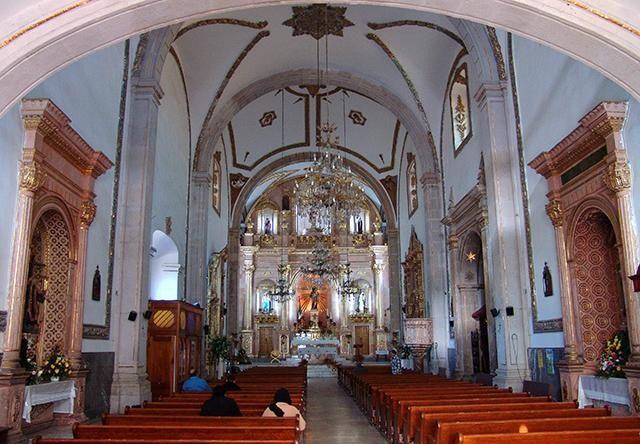 Parroquia de San José, Chihuahua