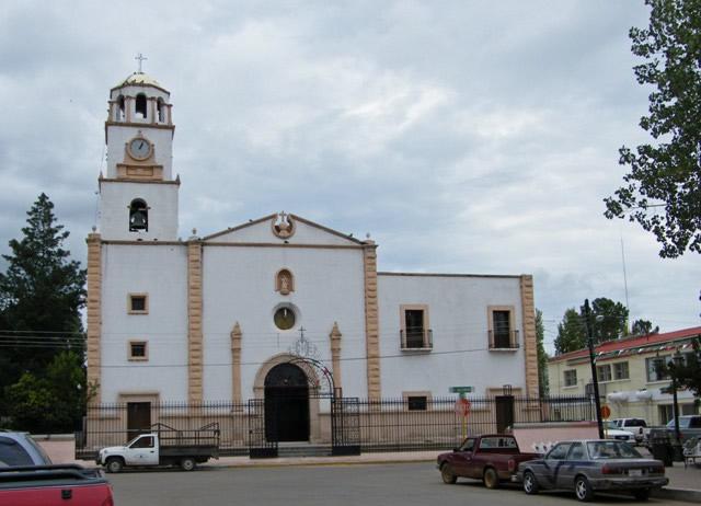 Parroquia de Nuestra Señora de la Purísima Concepción, Chihuahua