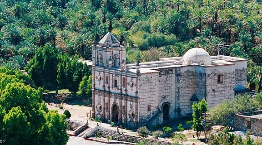 Ruta de las Misiones en Baja California