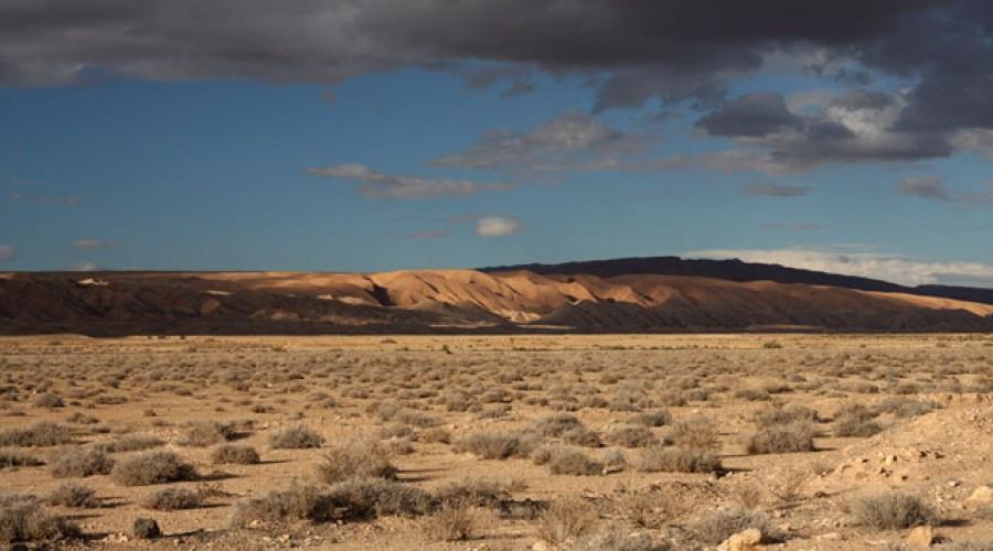 La Zona del Silencio en Coahuila