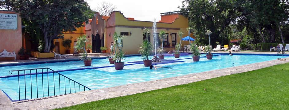 Balnearios en Querétaro