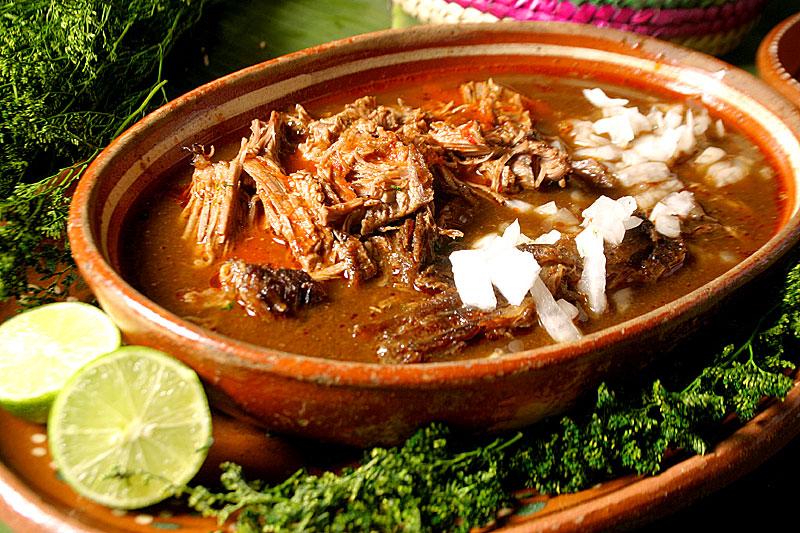 Birria receta for Comida para barbacoa