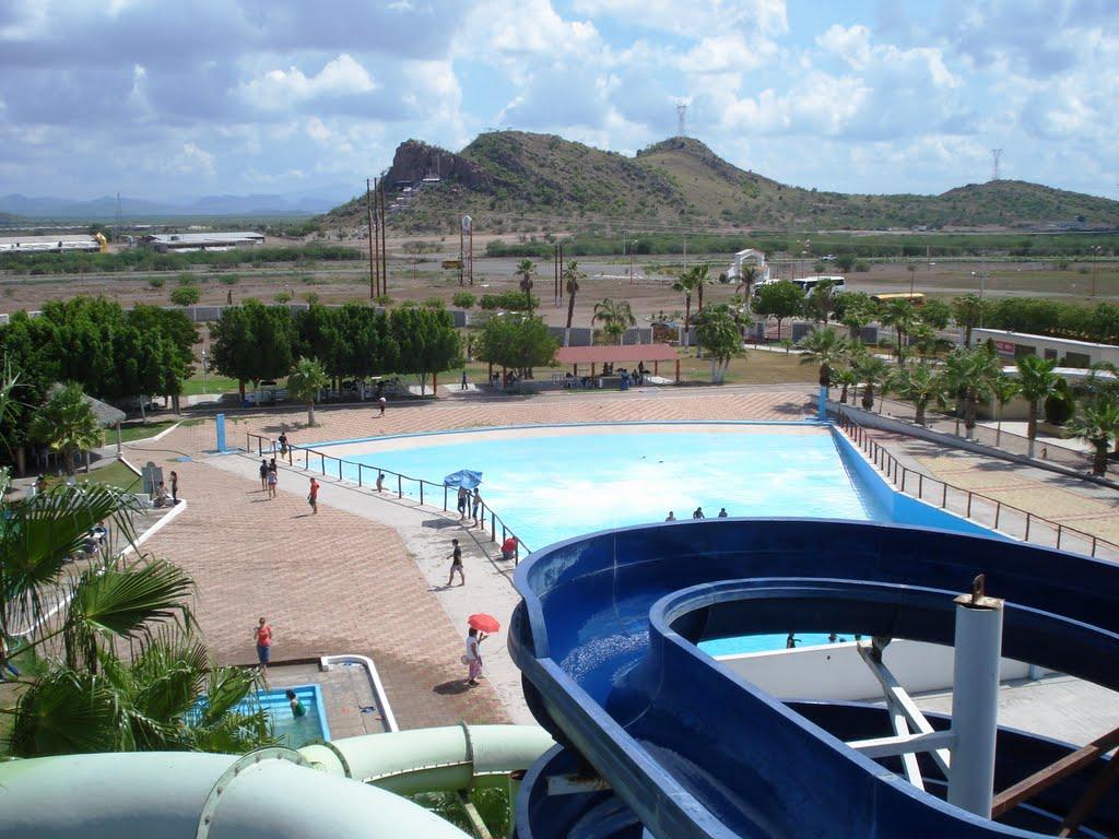 Balnearios en Sonora