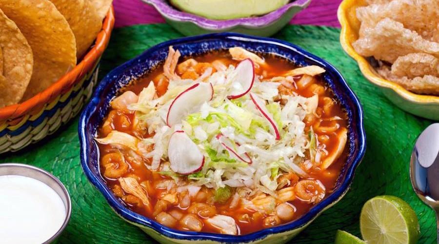 Receta Pozole Michoacano