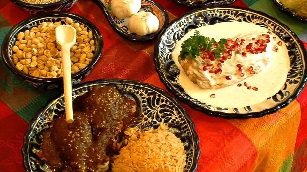 recetas de cocina mexicana turimexico