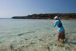 Pesca Deportiva en sian Ka'an, Quintana Roo