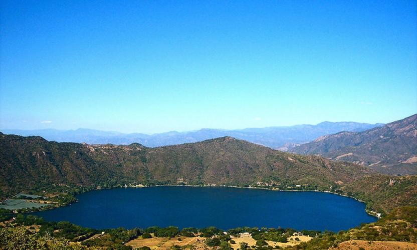 Lagunas en el estado de Nayarit