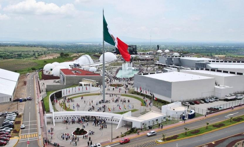 Parque Bicentenario en Guanajuato